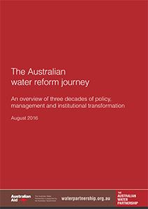 AWP-Australian-Water-Reform-Journey-cover