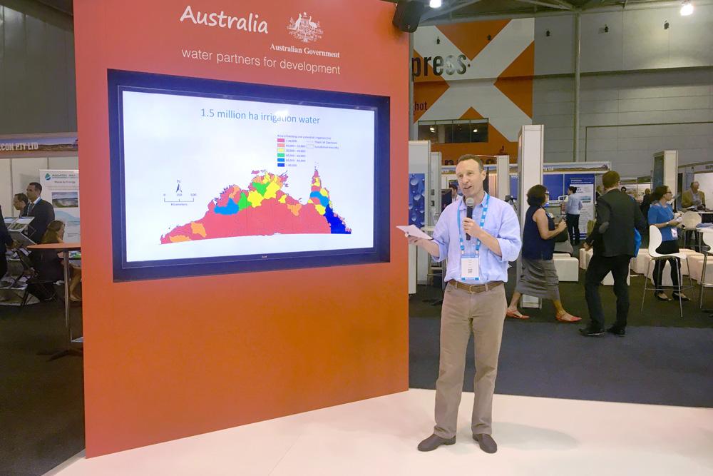"Dr Peter Stone, CSIRO – ""Unlocking the Potential of Northern Australia"""