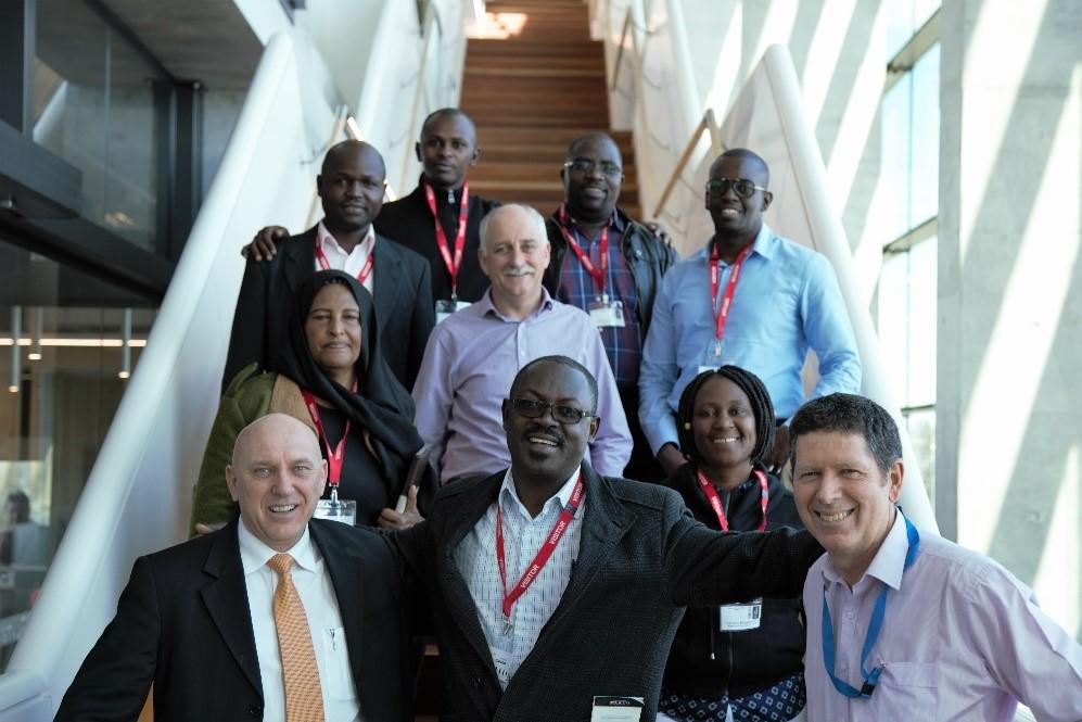 Nairobi delegation