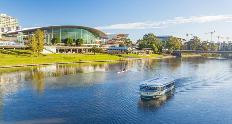River Torrens / Karrawirra Parri, South Australia