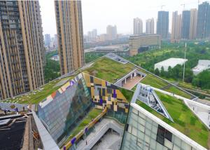 Sponge City, City of Kunshan, Jiangsu Province, China