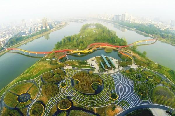 Sponge City Trade Mission to Kunshan