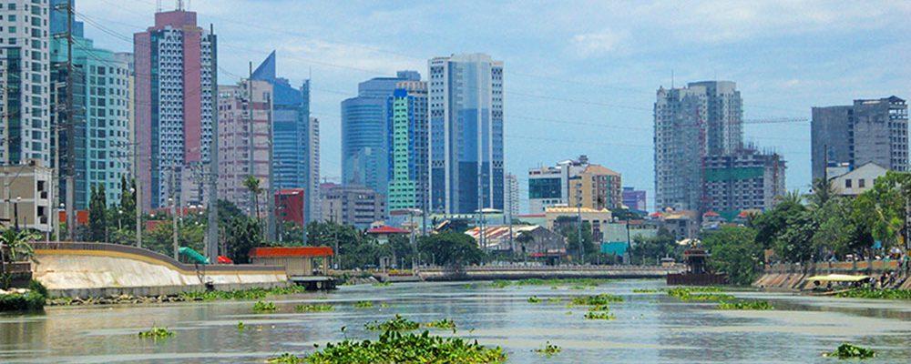 Pasig River, City of Mandaluyong