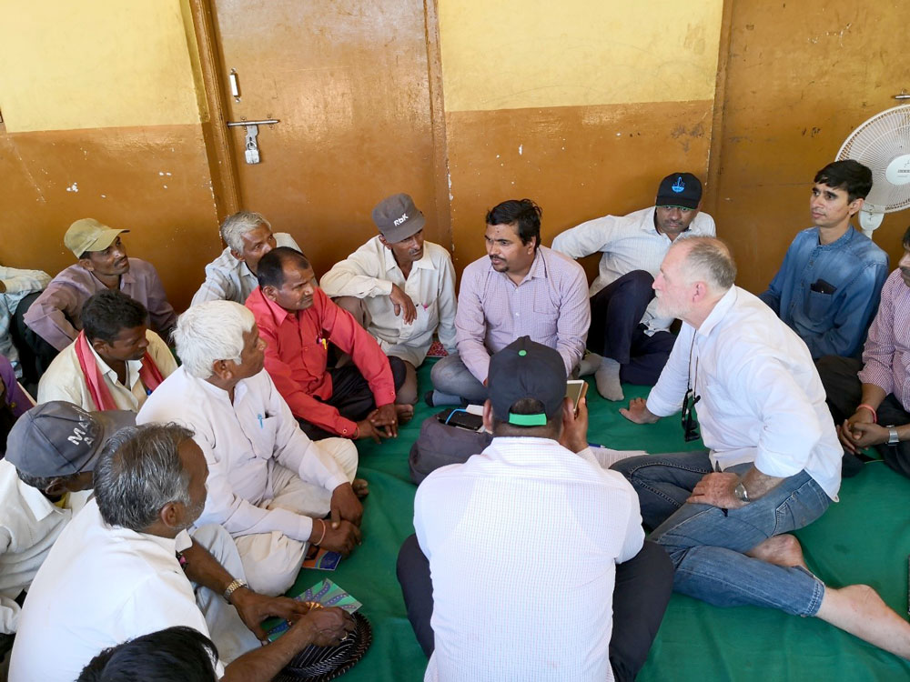 Working with Village Groundwater Cooperatives in Rajasthan and Gujarat (April 2019)