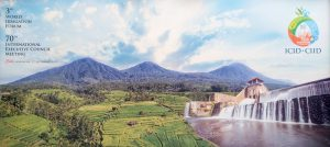 World Irrigation Forum banner