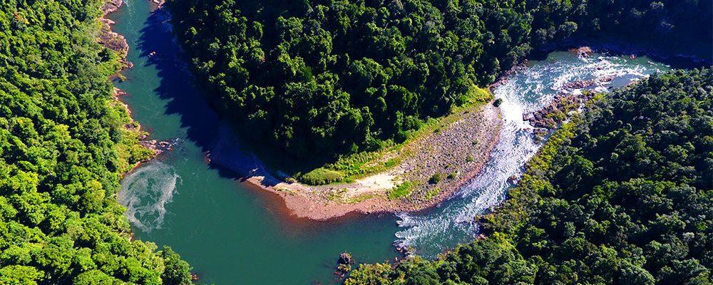 Upper Johnstone River, QLD, Australia (Credit: Terrain NRM)