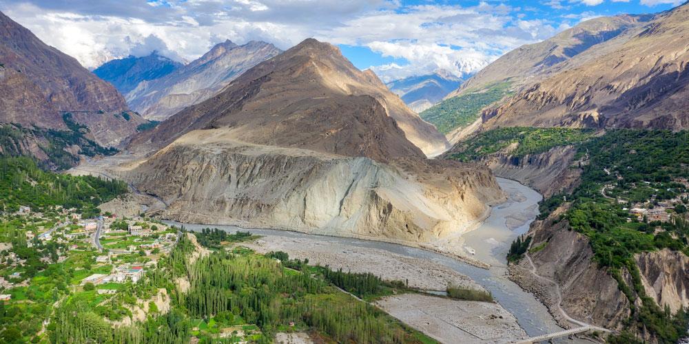 Partnering for River Basin Governance in the Hindu Kush Himalaya